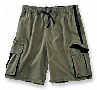 Plain Surf Shorts